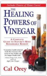 apple cider vinegar healing