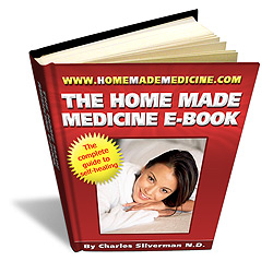 homemade medicine ebook